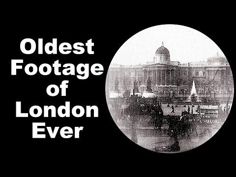 Veja as Mudanças de Londres em 100 Anos