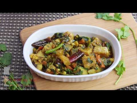 সবজির লাবরা || Bangladeshi Vegetable Recipe || Labra recipe Bangla || Labra