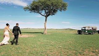 A Masai Mara Elopement (Safari Wedding)   Jalisa & Jerod