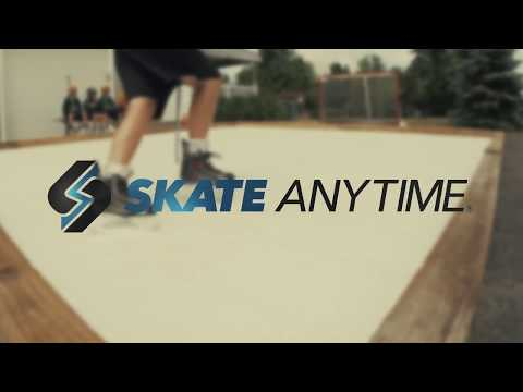 Skate Anytime Synthetic Ice