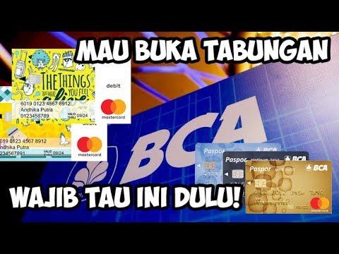 Mau Buka Tabungan BCA, Harus Ngerti Tau Limit ATM BCA Harian Dulu...