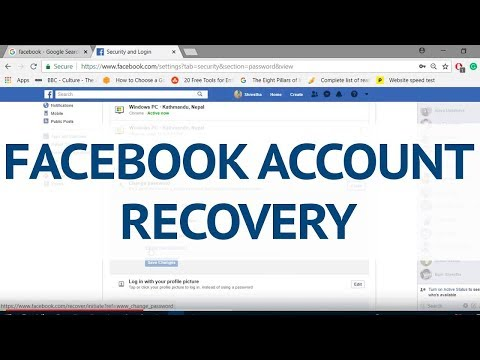Download Facebook Password Reset Without Email And Number 100 Worki