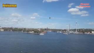 ОТДЫХ Швеция Стокгольм Кофе 3 ЕВРО БУЛОЧКА 2 ЕВРО  ✔