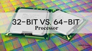 32 বিট (x86) ও 64 বিট (x64) প্রসেসর আসলে কি...