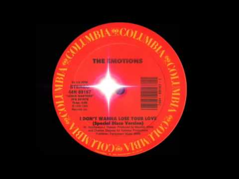 The Emotions - I Don't Wanna Lose Your Love (Columbia Records 1976)