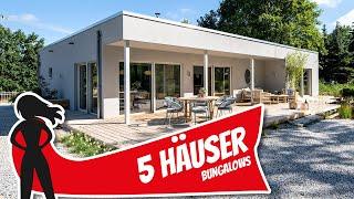 Top 5: Bungalows Für Best-Ager Und Junge Familien | Hausbau Helden