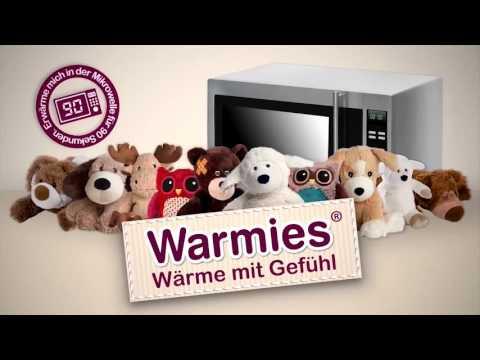 Warmies® Wärmekuscheltiere - für mehr Wärme in der Welt