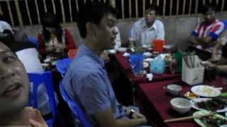 preview picture of video 'Sinh nhật Phan Trung Thông (Hoàng Long AD)'