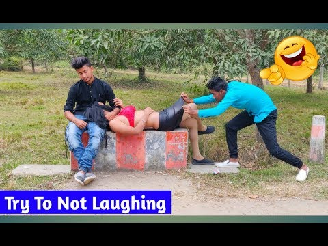 Download Must Watch New Funny😂 😂Comedy Videos 2019 - Episode 32 || Funny Ki Vines || HD Mp4 3GP Video and MP3