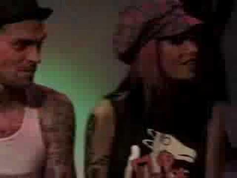 BROKEN OARS  - Franki Doll ToyBox live FlashRock Punk WebCas