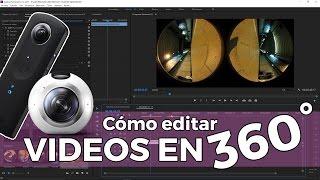 Cómo editar video en 360° - #Pikceles con @_keyframe