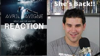 Avril Lavigne - Head Above Water (Lyrics) - REACTION