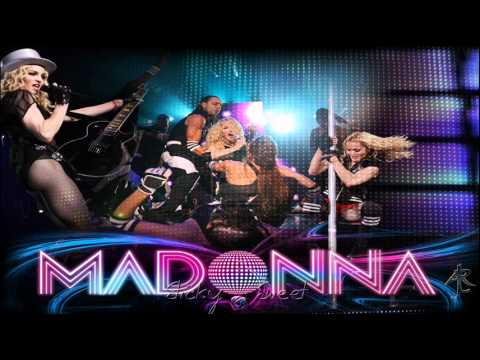 Madonna 08 Nothing Really Matters (Sticky & Sweet Tour Dream Setlist)