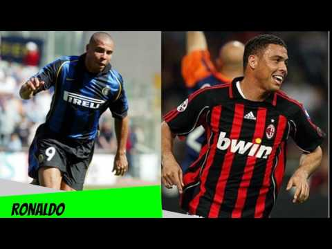 11 FOOTBALLERS WHO PLAYED FOR BOTH INTER & AC MILAN