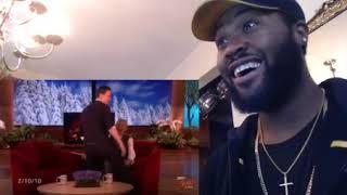 Guest Host Channing Tatum Interviews Ellen DeGeneres- REACTION