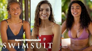 Sailor Brinkley Cook, Raven Lyn & Models' Hilarious Halloween Memories | Sports Illustrated Swimsuit