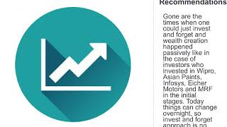 Share recommendations - Equity investment advisors, stock market tips