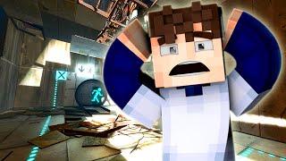 Minecraft Portal - DONT MESS UP! #1