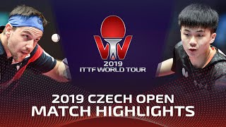 Review all the highlights from the Timo Boll vs Lin Yun-Ju at the 2019 ITTF World Tour Czech Open.  SUBSCRIBE: http://bit.ly/ittfchannel  Watch LIVE Matches: https://tv.ittf.com Follow us on http://ITTF.com and on social media: http://twitter.com/ittfworld http://facebook.com/ITTFWorld http://instagram.com/ittfworld http://weibo.com/ITTFWorld  (Video Creator: MALONG FANMADE CHANNEL)  ©ITTF  All content is the copyright of the International Table Tennis Federation. Images may not be reproduced without prior approval from the ITTF.