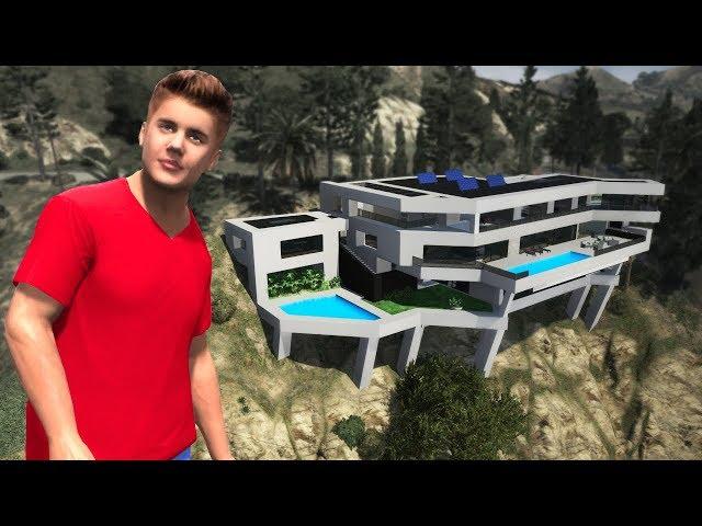 GTA 5 - PLAYING as JUSTIN BIEBER! (GTA 5 Mods)