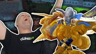 BACK INTO THE ARENA - Swifty Arms Warrior 2v2 Rated Arena PvP Highlights - BFA 8.0.1