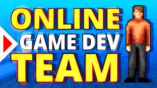 How To Find & Manage a GAME DEV TEAM Online