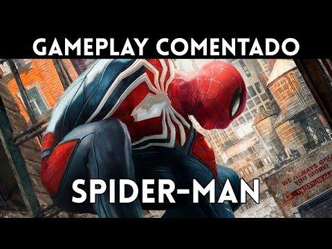Gameplay 4k En Espanol Marvel S Spider Man Ps4 Pro El Mejor Juego
