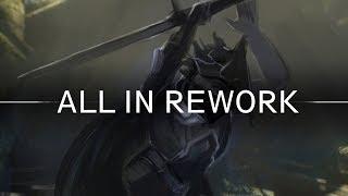 All in Rework - Divinity Original Sin 2 Definitive Edition