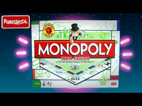 How to Play Monopoly India Edition, Speed Die,Monopoly Rules Guide in Hindi
