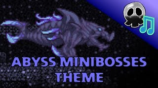 """Terraria Calamity Mod Music - """"Threats of The Ocean Floor"""" - Theme of Abyss Minibosses"""