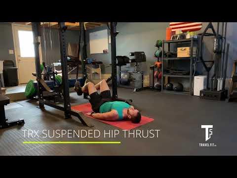 TRX Suspended Hip Thrust TFCo