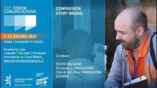 Youtube: Digital Speech | in collaborazione con Compassion Italia Onlus | COMPASSION STORY BRAND | Forum Comunicazione 2021