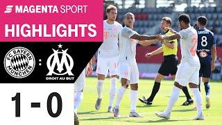 FC Bayern München - Olympique Marseille | Testspiel: Audi Football Summit | MAGENTA SPORT
