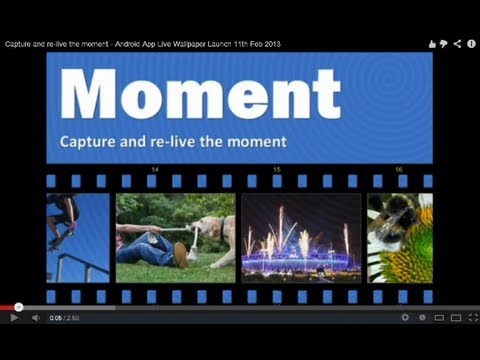 Video of Moment - Video wallpaper free