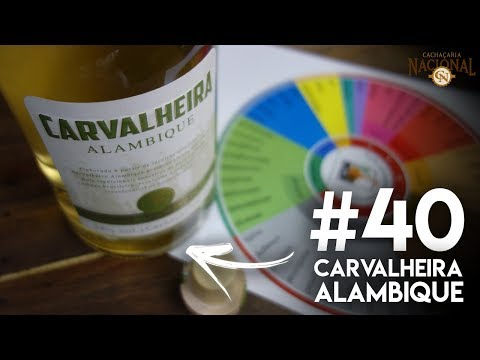 40 de 365 – Cachaça Carvalheira Alambique