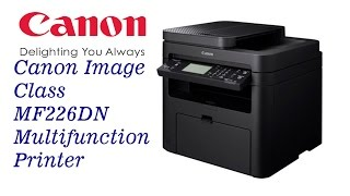 Canon i-SENSYS MF226dn Multifunksional printer