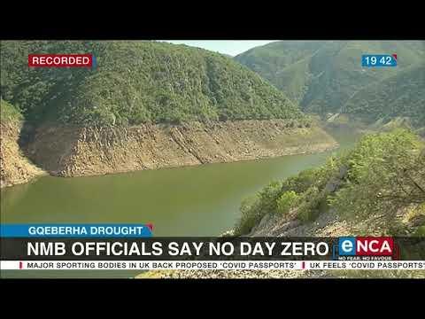 Gqeberha drought NMB officials say no Day Zero