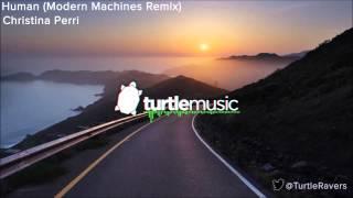 Christina Perri - Human (Modern Machines Remix)