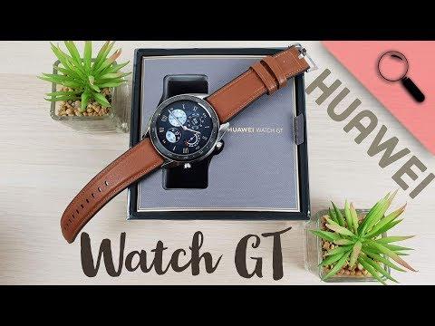 Huawei Watch GT Sport okosóra