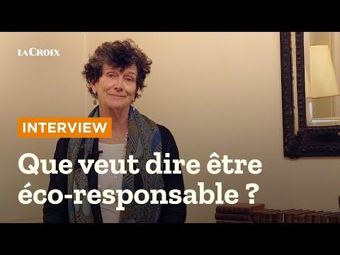 """Isabelle Autisser : """"Être éco-responsable, ce n'est pas une option"""""""
