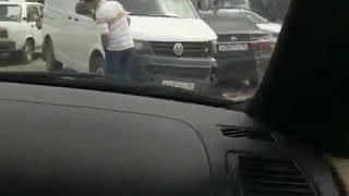 Авария в Хасавюрте , возле тц вайнах.