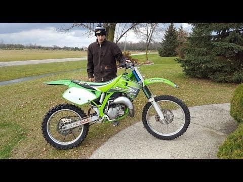 $500 Abandoned Dirt Bike RUNS!!! (VERY POWERFUL)