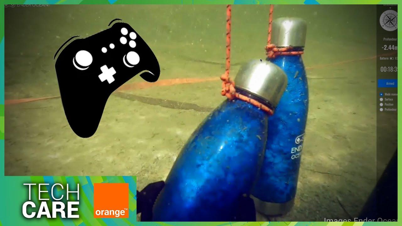 Tech Care avec Orange : Denis Bled, Ender Ocean