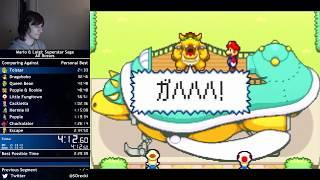 Mario Luigi Superstar Saga All Bosses Free Online Videos Best