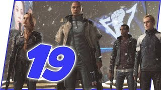 The MOST SAVAGE Decision We've Had To Make! - Detroit: Become Human Walkthrough Ep.19