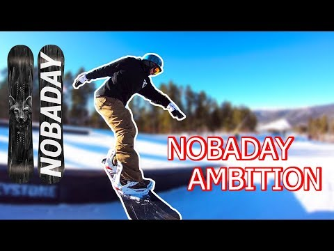 Nobaday Ambition Snowboard Review