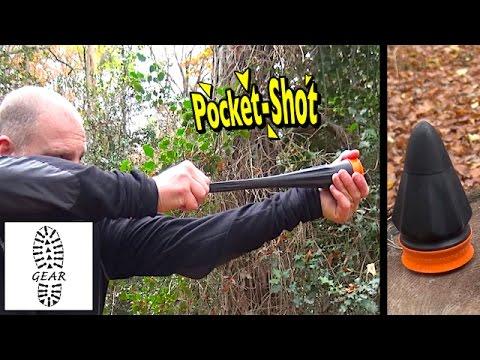 """Steinschleuder """"Pocket-Shot"""" von Pocket-Shot"""