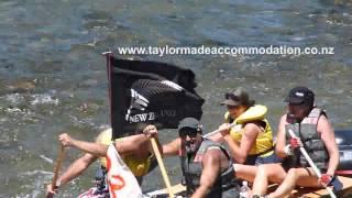 Motueka River Raft Race