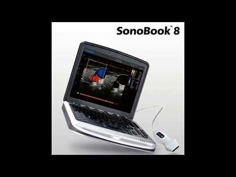 Chison Sonobook 8 Ultrasound  Machine