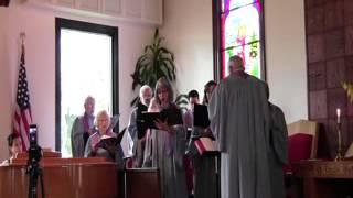 """Wherever He Leads I'll Go"" : Church choir conducted by Armen Aroyan"